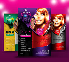 Hair Salon Flyer Templates Hair Stylist Flyers Hair Stylist Flyers 67 Beauty Salon Flyer