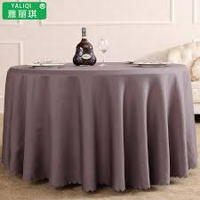 get ations conference room european linen flower gray beige solid color table cloth tablecloth hotel tablecloth round table