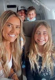 Christina Haack Vacations with 2 Kids ...