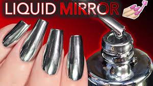 the world s first liquid mirror nail polish conspiracy theories