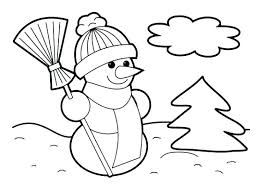 Simple Coloring Pages For Kids Gopaymentinfo