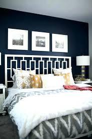 navy blue and gray bedroom navy blue walls bedroom light blue wall decor medium size of