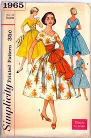 Vintage Simplicity Patterns New 48 Best Wedding Dress Patterns Images On Pinterest Alon Livne