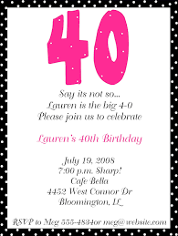 What are the best 40th birthday wishes to write in a birthday card? 40th Birthday Quotes Quotesgram