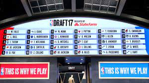 2021 NBA draft order - Complete picks ...
