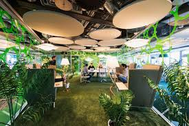 inspirational office spaces. Image1 Inspirational Office Spaces