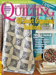 American Patchwork & Quilting February 2015 | AllPeopleQuilt.com & American Patchwork & Quilting February 2015 Adamdwight.com
