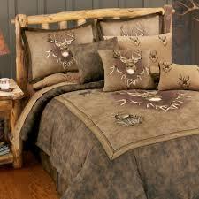 bedding whitetail ridge deer comforter
