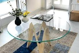 48 inch glass table top inch round glass table top 1 2 thick beveled edge annealed