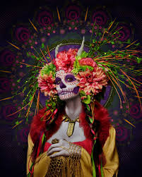 day of the dead makeup 1