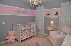 Hier findest du viele räume voller spielzeug und. Gestaltungsideen Babyzimmer Madchen Grau Rosa Elegant Girl Nursery Room Girls Room Colors Baby Girl Room