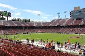 Stanford Stadium Section 133 Rateyourseats Com