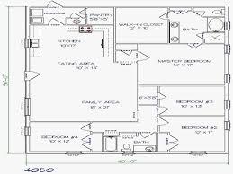40 50 house floor plans fresh build a floor plan inspirational texas barndominium floor