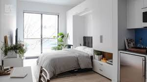 transforming furniture for small spaces. urban green tv show micro apt affordable housing nyc u201c transforming furniture for small spaces a