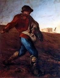 moody painting the sower