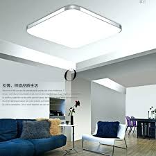 led kitchen ceiling lights indoor lighting modern for living room lamps in from light