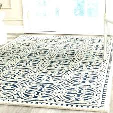 rug 10x12 area rug best apartment images on d pottery barn and intended for navy blue rug 10x12 unique loom vortex outdoor area