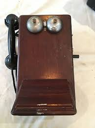 antique wall mounted telephone 48 00