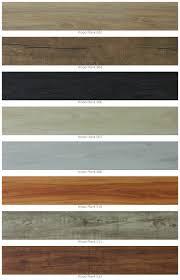 gluess vinyl wood plank tile
