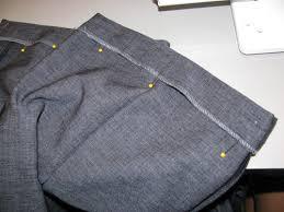 Blind Hem Stitch Pants Sewing Machine