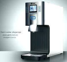 lovely countertop hot water dispenser countertop avalon self cleaning countertop bottleless hot cold water cooler