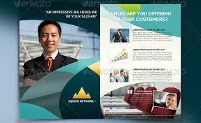 Business Flyer Template Psd Company Brochure Templates Psd Business