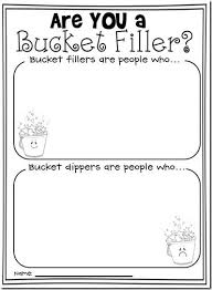 Small Picture 20 best Bucket Filling Classroom images on Pinterest Bucket
