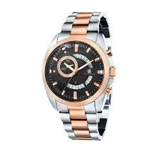 porter kk 20009 44 klaus kobec mens rose gold designer watch kk 20009 44