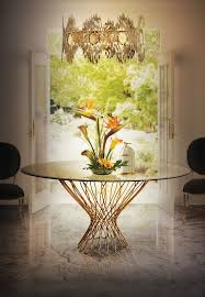 dining room designer furniture exclussive high: koket projects with vivre chandelier allure dining table enchanted chair fashion furniture sexy furniturebrass chandeliersluxury upholstery