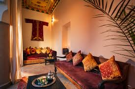 classic picture of ethnic indian home decoration concept modern