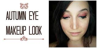 hottest eye makeup trends for 2018 how to create an autumn eye makeup look
