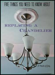how to replace chandelier replacing a chandelier a pinch of joy replacement chandelier glass lamp shades