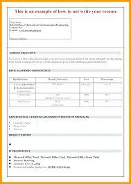 Best Resume Format Sample simple resume format sample skywaitressco 79