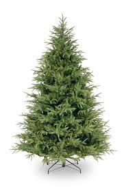 6ft Frasier Grande Fir Feel-Real Memory-Shape Artificial Christmas Tree