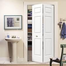 fabulous single closet doors with folding doors for closet roselawnlutheran