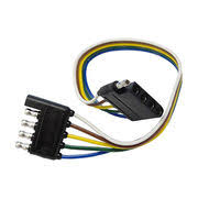 545 car audio wire harness from 97 suppliers global sources wire harness 5 way flat connector car and trailer end loop trailer wiring harness