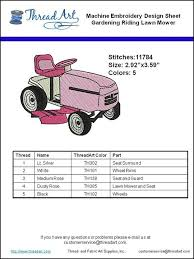 17 best ideas about riding lawn mowers outdoor gardening riding lawn mower embroidery