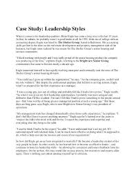 Leadership Sample Essay In Applications Example Mba Komphelps Pro