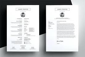 Creative Resume Design Templates Resume Template 4 Pages Template ...