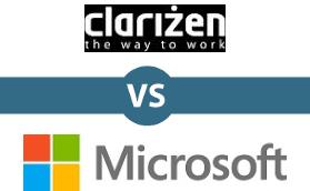 Clarizen Vs Microsoft Dynamics 365 Erp For Services Non Manufacturing