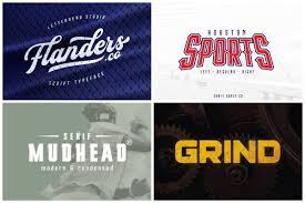 The predominant part of game fonts consist of pixels, so well scale up and easy to use. 42 Cool Sports Fonts That Are An Instant Win Hipfonts