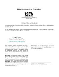 Isea2016hk Editorial Standards