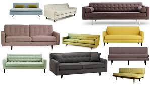 modern colorful furniture. Colorful Retro Mod Furniture And Danish Modern For Living Room Ideas With Various Tufted Sofa
