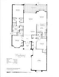 One Story Floor Plan With 5 Bedrooms Open Familykitchendinning Open Floor Plans For One Story Homes