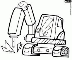 Disegni Di Macchine Da Cantiere Da Colorare E Stampare