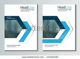 leaflet brochure flyer template a4 size design book cover layout design abstract presentation templates