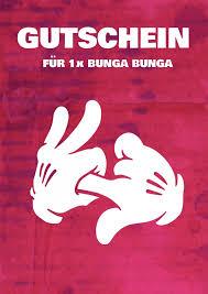 Bunga Bunga Gutschein Einfach So Echte Postkarten Online Versenden