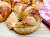 bread machine croissants