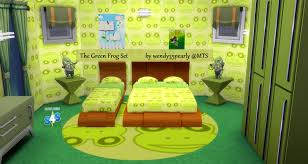 Sims Bedroom Mod The Sims Cute Kid Teen Bedroom Set Updated