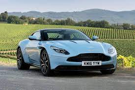 Aston Martin Db11 Coupe Review Trims Specs Price New Interior Features Exterior Design And Specifications Carbuzz